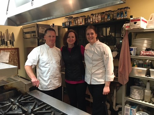The Chefs at the Inn & Spa at Cedar Falls. From 7 Family-Friendly Food Spots in and Around Hocking Hills, Ohio