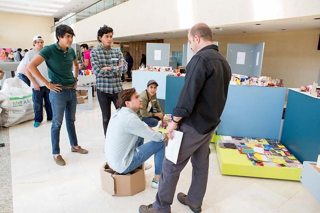 Repentina Escuela de Arquitectura  /  Arquitectura Campus Norte