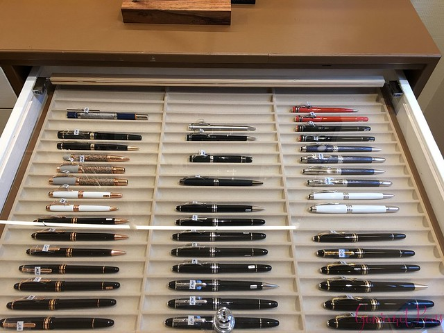 Field Trip Sakura Fountain Pen Gallery in Diest, Belgium @sakurafpgallery 12