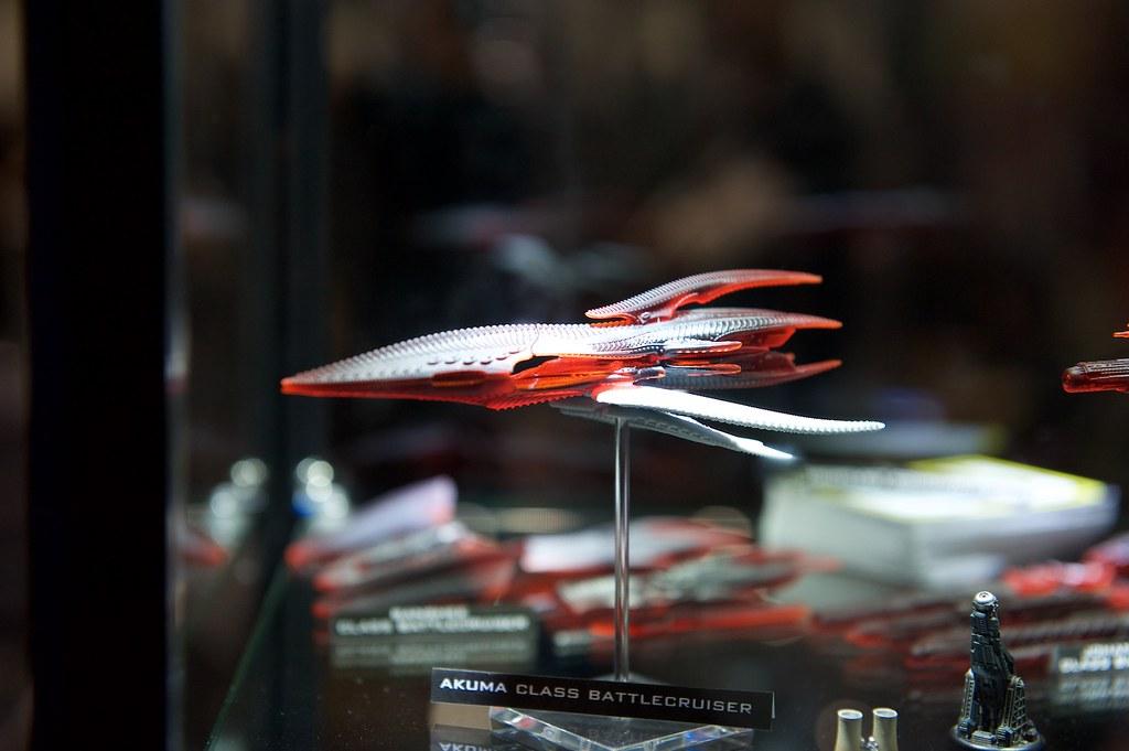 Dropfleet Commander Scourge Akuma Battkecruiser