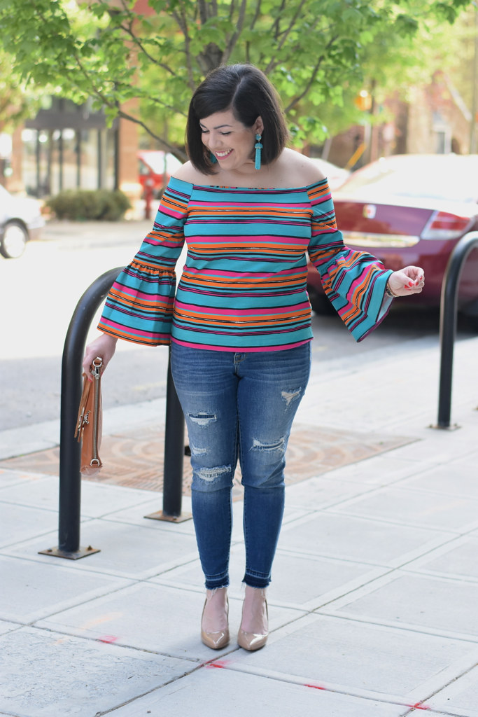 Off the Shoulder-Head to Toe Chic-@headtotoechic