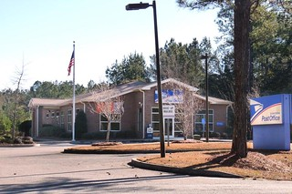 Huger, SC post office | by PMCC Post Office Photos
