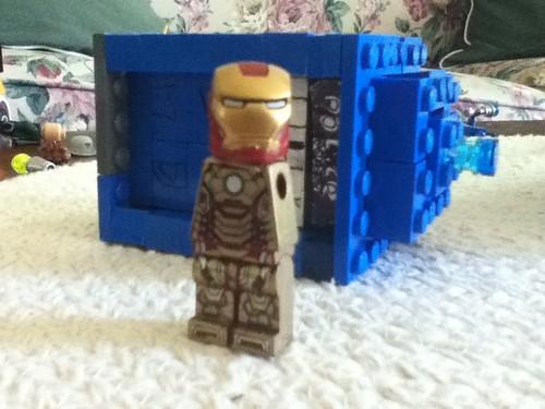 lego iron man mark 34 - photo #36