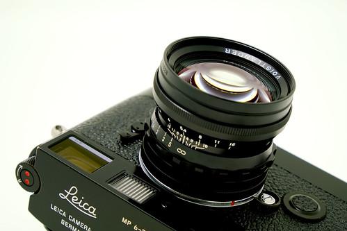 Voigtlander 50mm 1.5