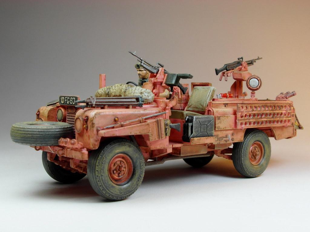 iraq for pink sale landrover wolf interior itm works land hobby winner dream pe panther defender hobbyboss award built rover