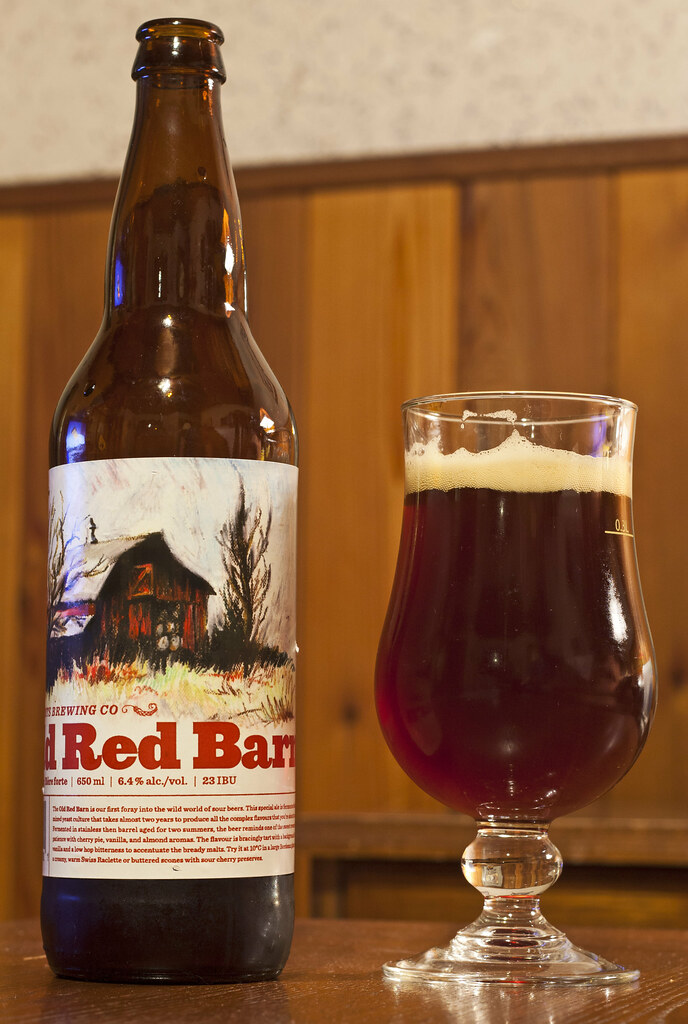 Review Half Pints Old Red Barn Sour Thanks Jonny For Get Flickr