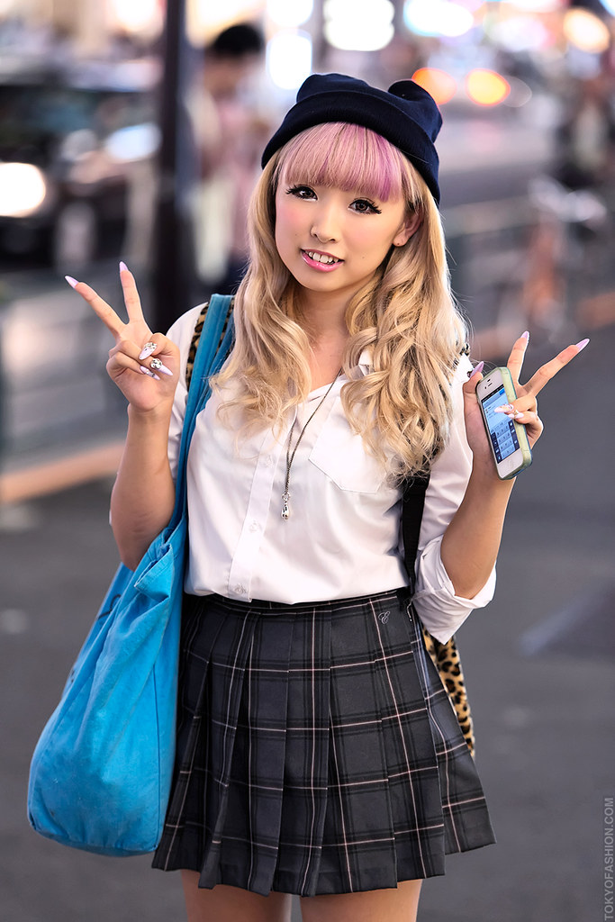 Girl japan school-6205