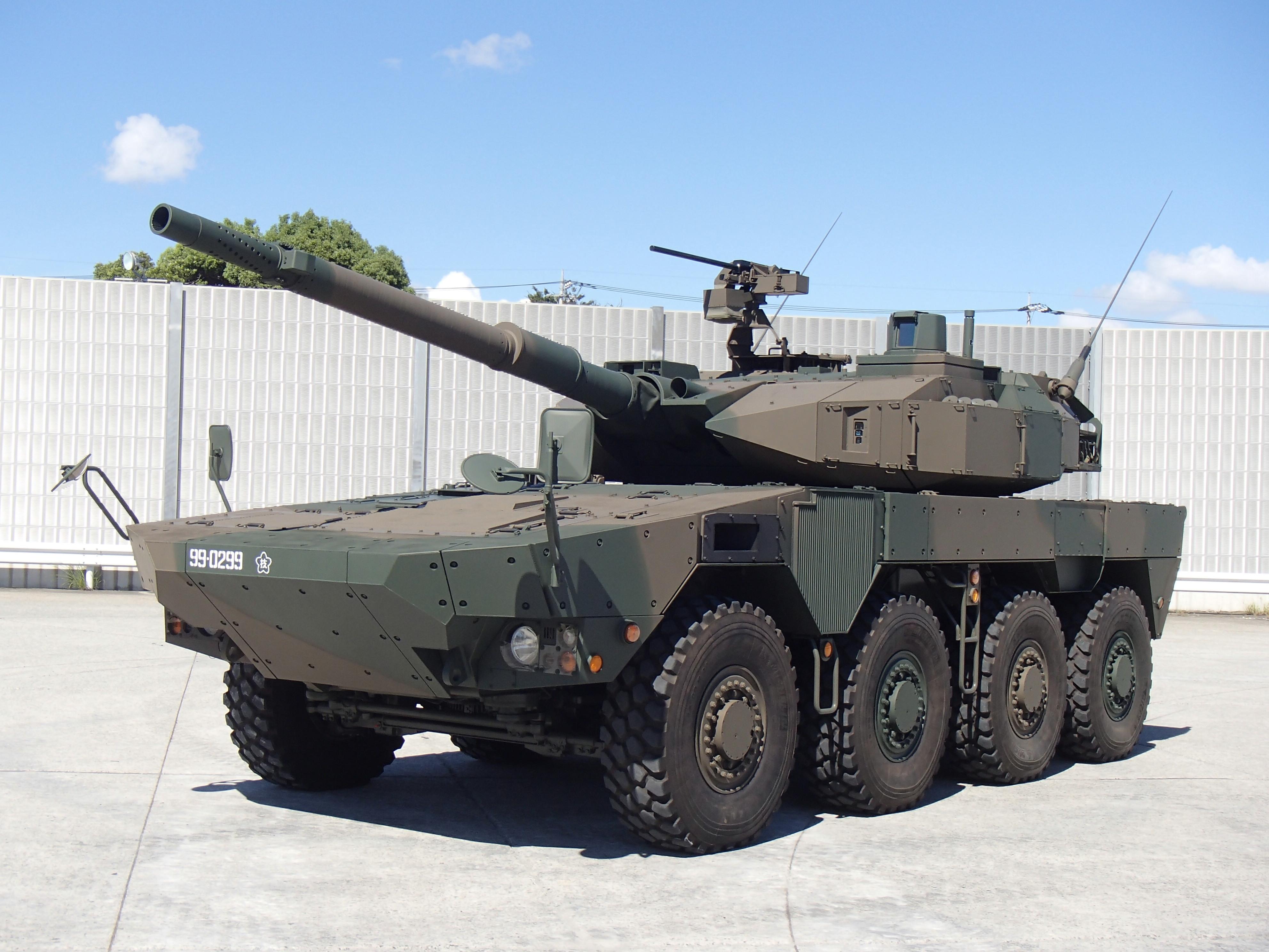 japanese maneuver combat vehicle 3968 x 2976 militaryporn