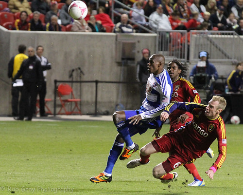 Real Salt Lake vs FC Dallas Real Salt Lake took on FC Dall? Flickr