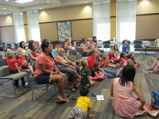 Sept 18, 2013 Storytime | by taylor library