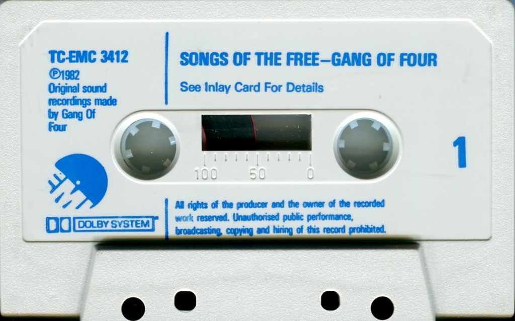 Image result for gang of four 1982 tour