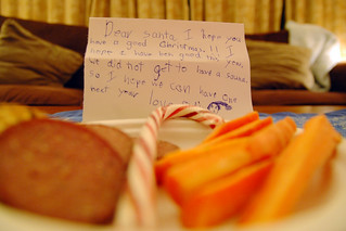 odin's note to santa. | by snowdeal