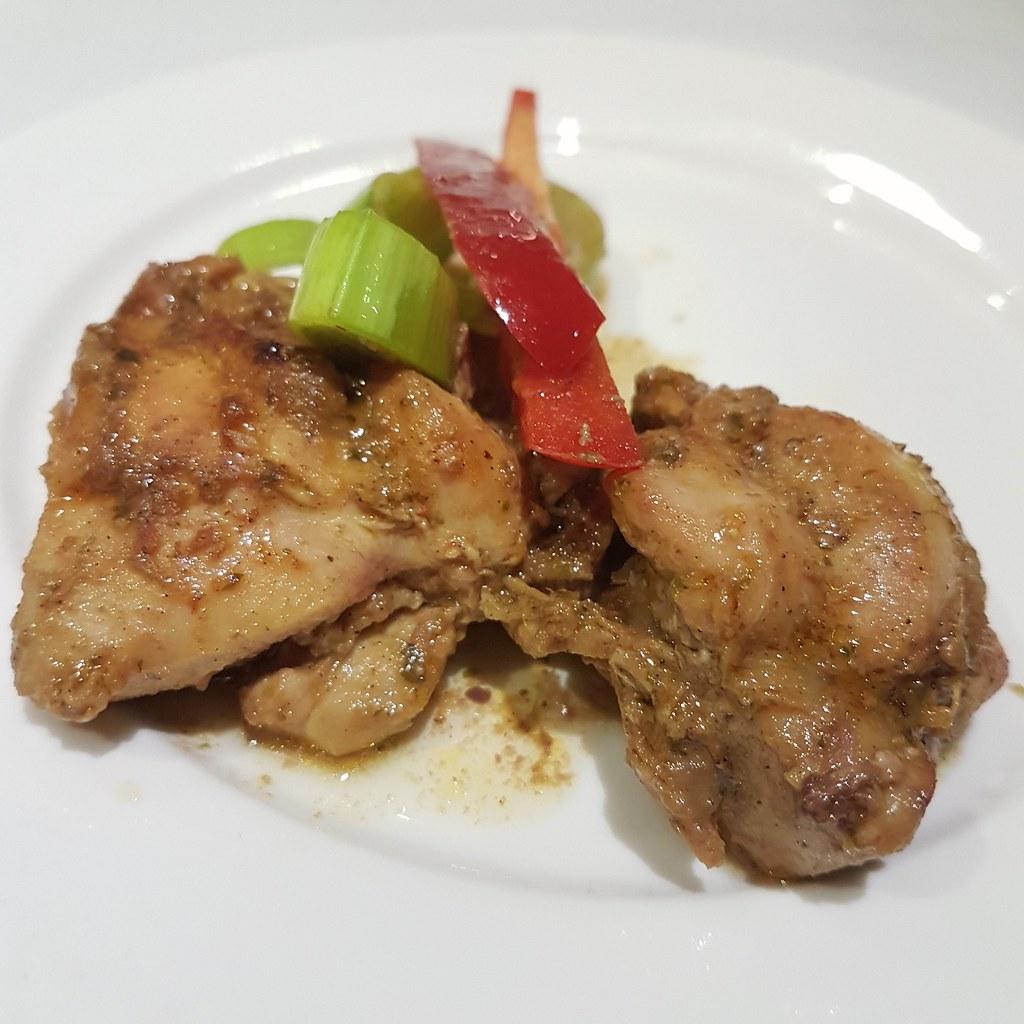 Oriental Grilled Chicken @ Al Safir hotel, Bahrain