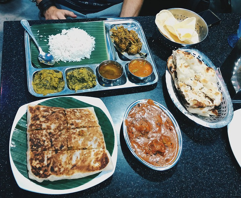 masala indian food singapore