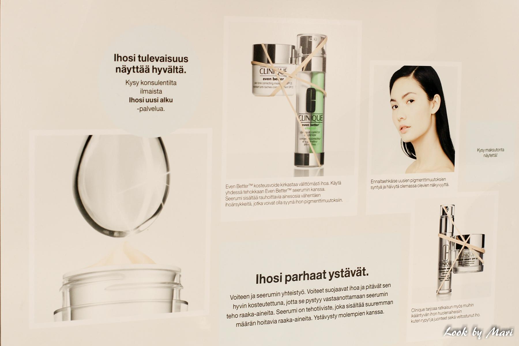17 Clinique mat lipsticks helsinki stockman avajaiset 16 17.3.2017 kutsuvieras tilaisuus success pr