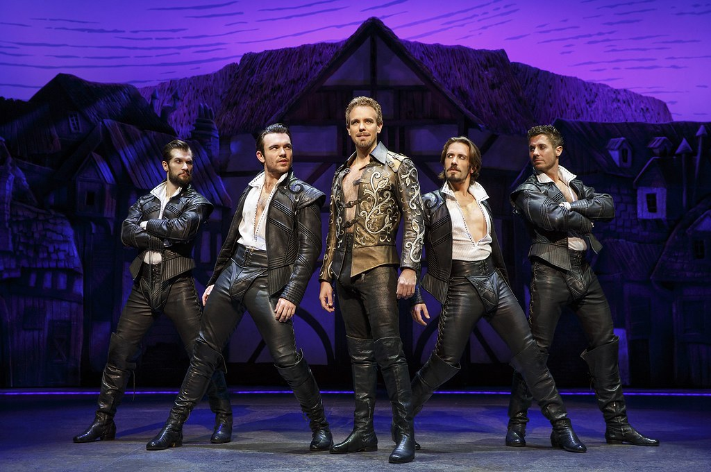 Something Rotten .Adam Pascal