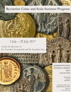 2017 Byzantine Coins and Seals Summer Program