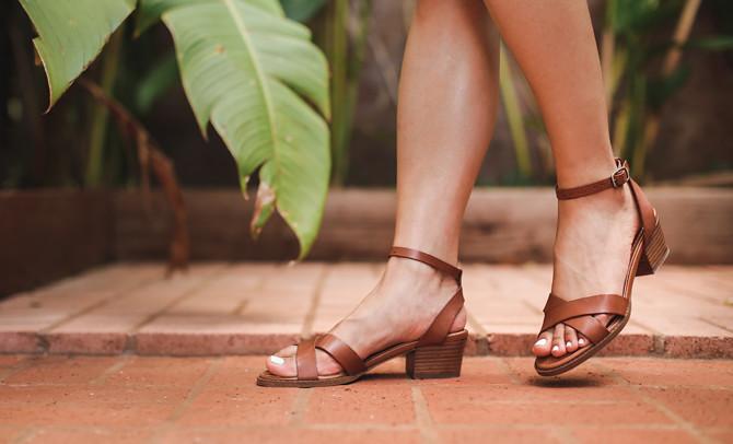 sole society savannah cognac brown sandals