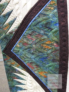 Anne's Mariner's Compass | by RoseCity Quilter