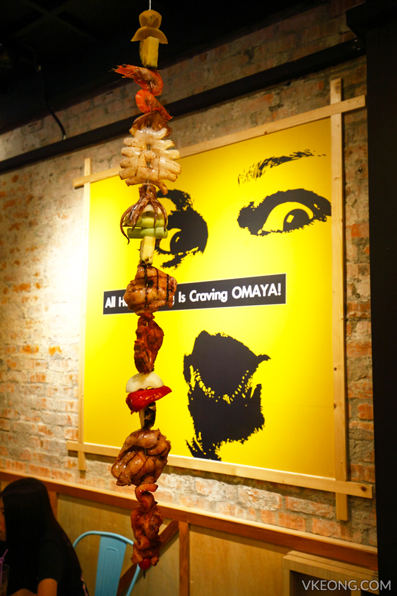 Omaya Korean BBQ Skewer
