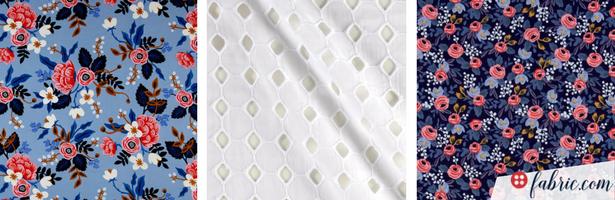 120 Dress Fabrics