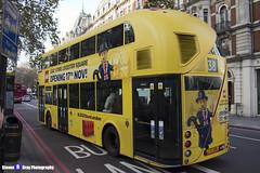 Wrightbus NRM NBFL - LTZ 1219 - LT219 - Lego Store - Clapton Pond 38 - Arriva - London 2016 - Steven Gray - IMG_5625