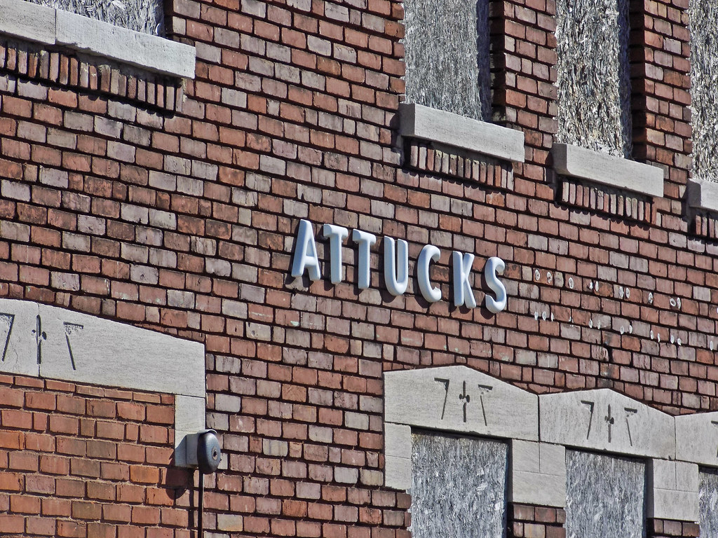 Former Attucks School -- Hopkinsville, Kentucky