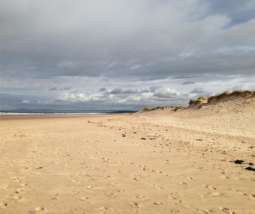 Lossiemouth . #lossiemouthbeach #lossiemouth #beach #scotland #scottishscenery #scottishbeaches