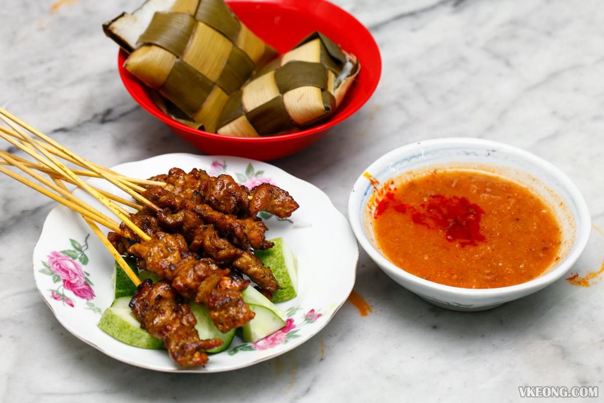 Hai Heng Hainanese Pork Satay Melaka