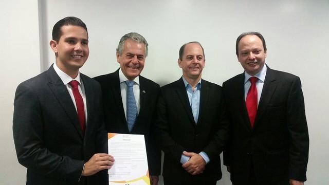 Fundação Abrinq participa de encontro em Goiânia