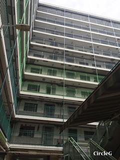 CIRCLEG 遊記 香港 石峽尾 南山邨 天空之鏡 倒影 特色邨屋 彩虹  (28)