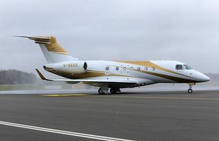 Air Hamburg Legacy 500 D-BEER