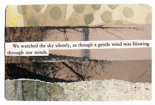 A gentle wind