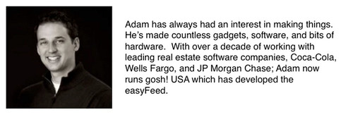Dripo's Adam Anderson. From The Best Iced Coffee Maker in the World, No Lie