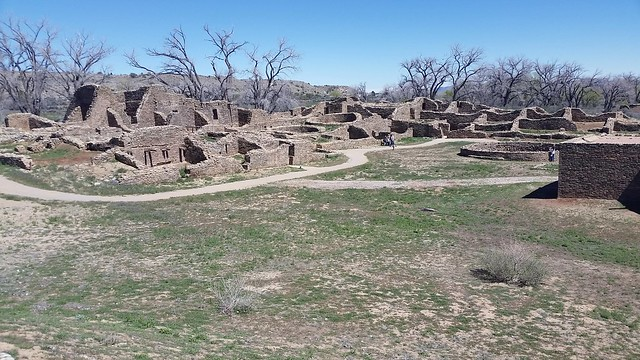Aztec Ruins Nm Oh The Places They Go