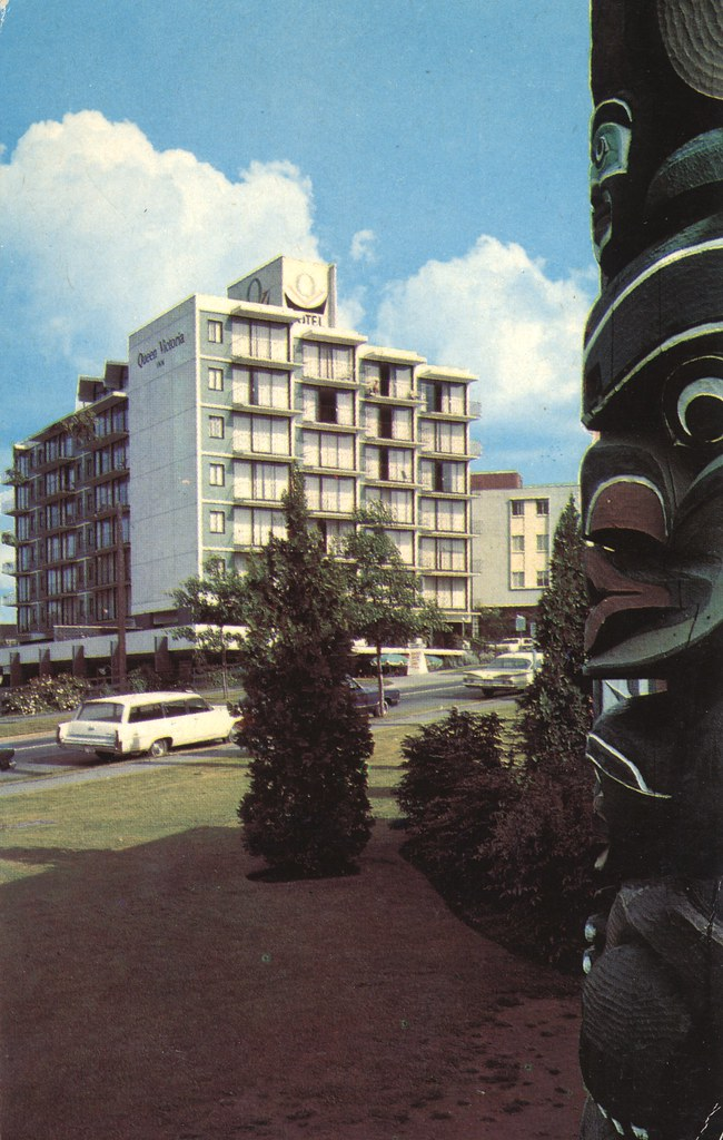 Queen Victoria Inn - Victoria, British Columbia