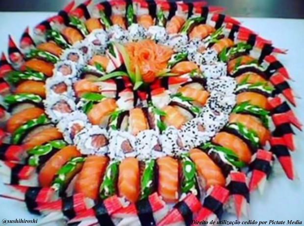 Sushi em São Paulo 3
