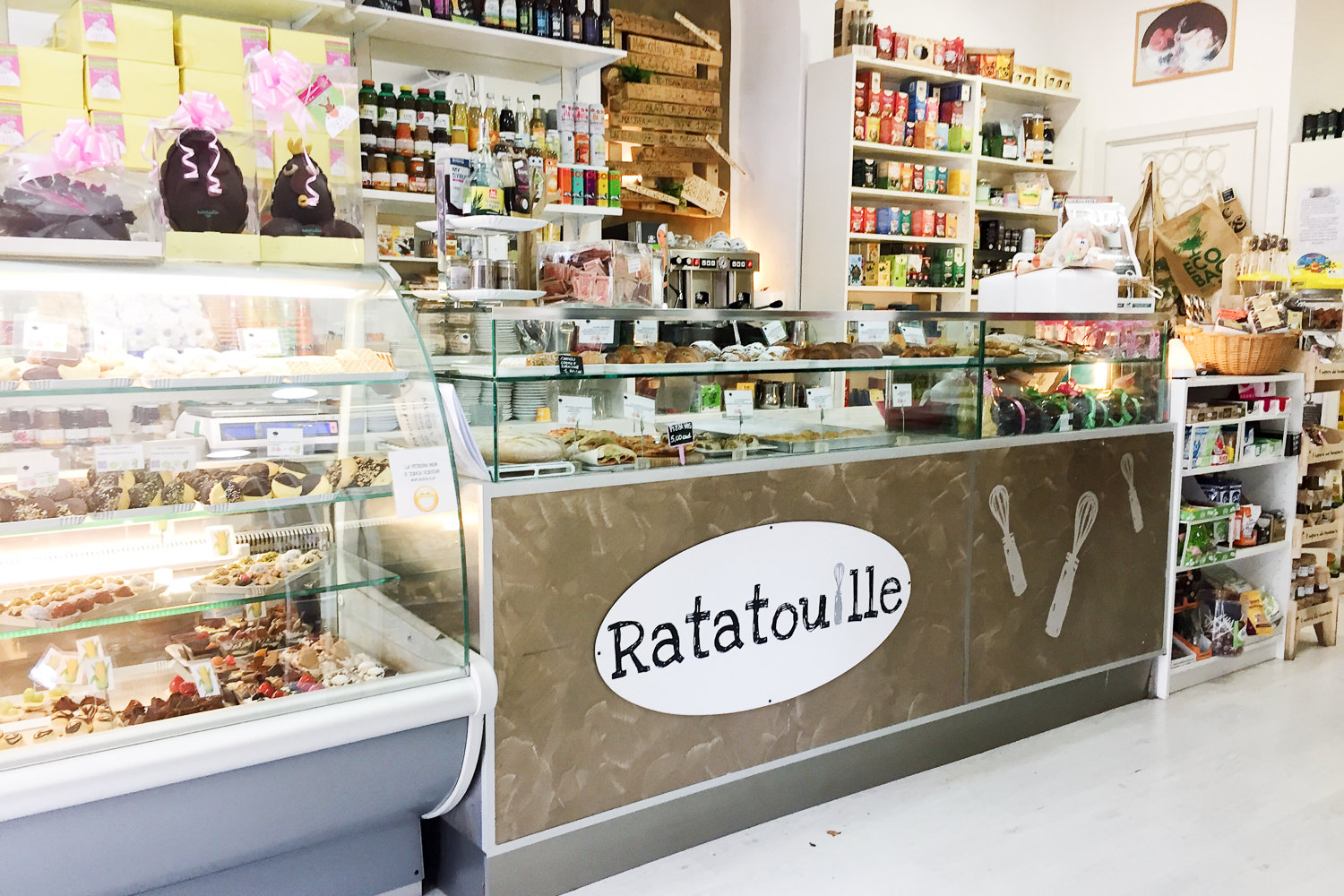 Turin: Ratatouille Vegan Bakery
