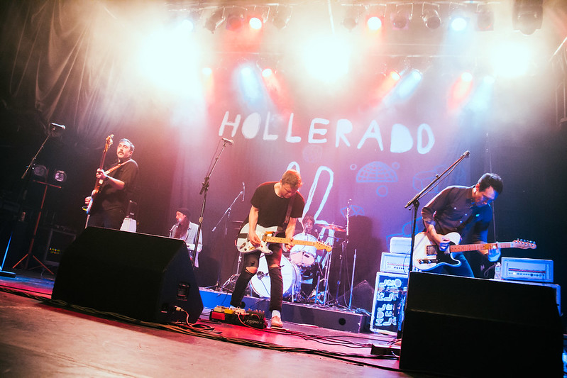 Hollerado // The Indies -- CMW 2017