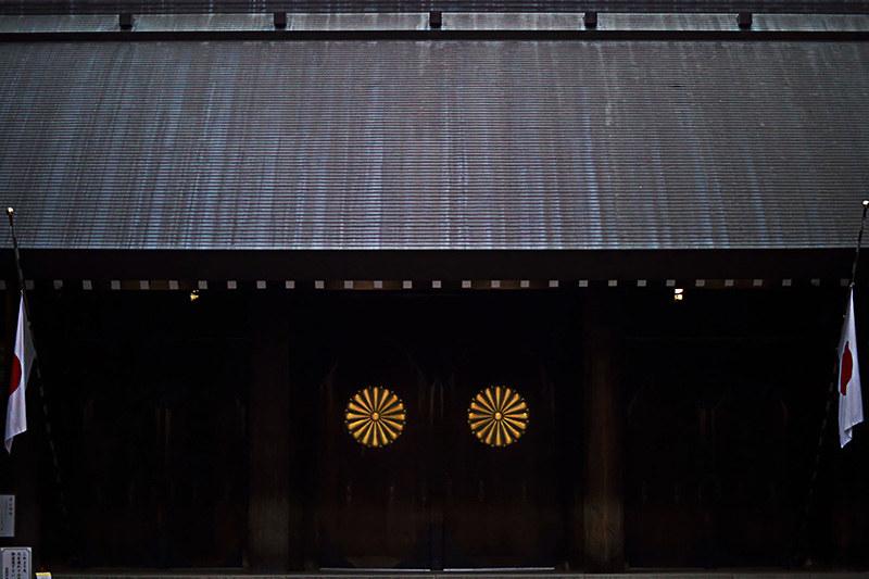 終戦記念日 靖国神社