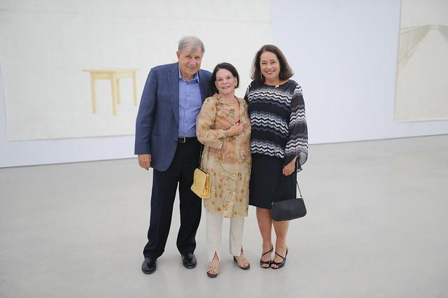 Bill Kleh, Sylvia Pope, & Patricia Kleh