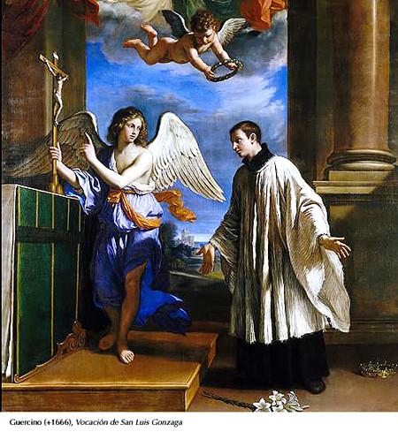 Guercini (+1666) - San Luis Gonzaga