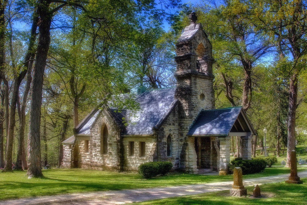 St John The Baptist Chapel Old Gillett Farm Elkhart Il