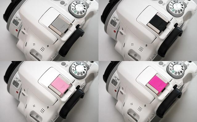 Canon EOS kiss X7 ホットシューカバー