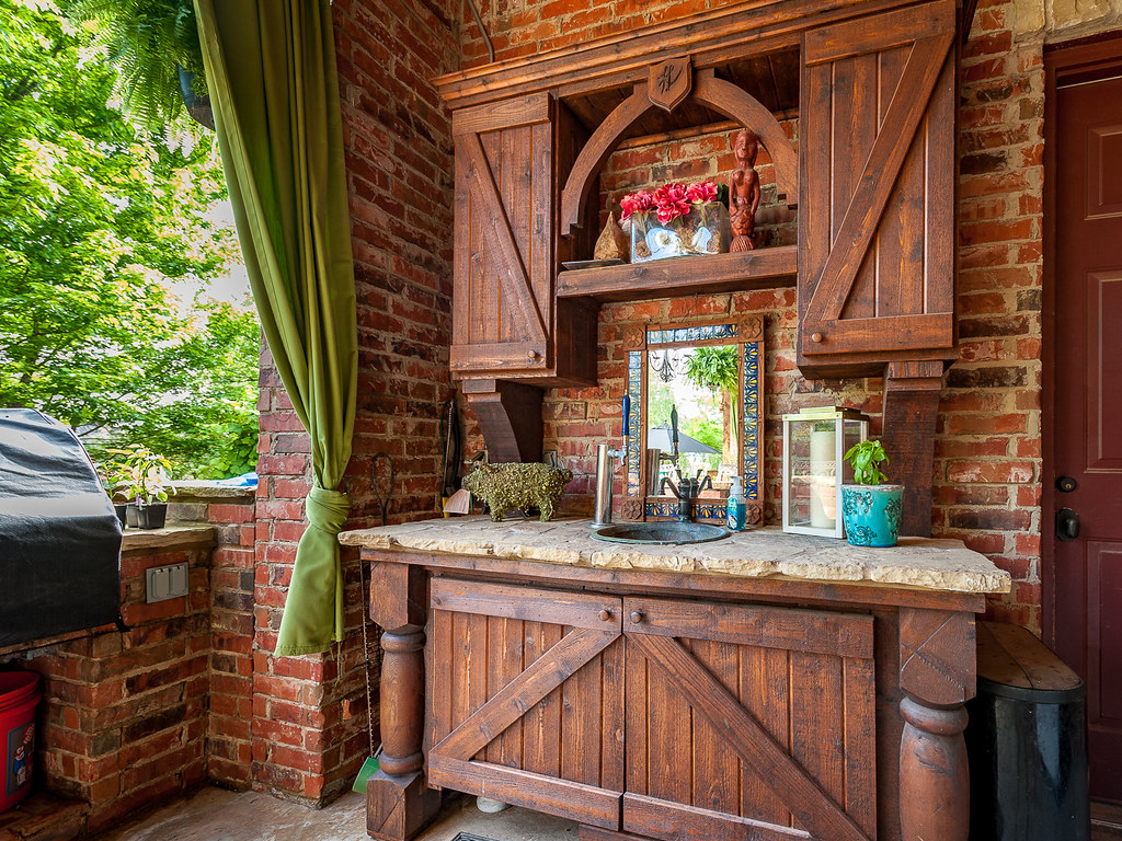 Outdoor Kitchen Bar Pictures