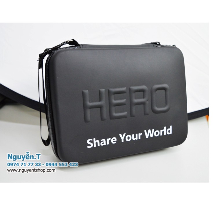 Case hộp chống sốc GoPro share your world M