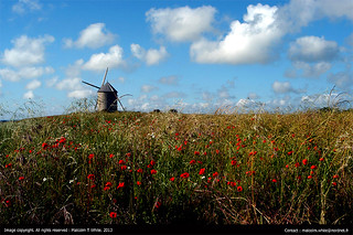 Windmill . Northern France. | by No Need to Panic Photography