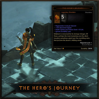Diablo III for PS3: Hero's Journey (exclusive PlayStation item) | by PlayStation.Blog
