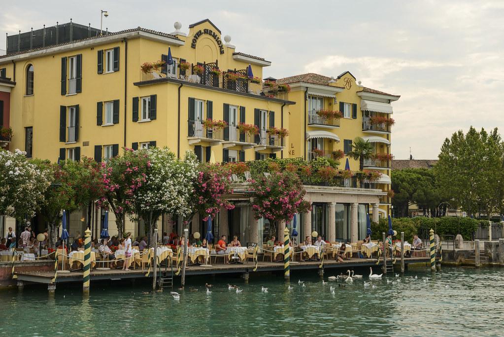 Hotel In Sirmione Gardasee  Sterne