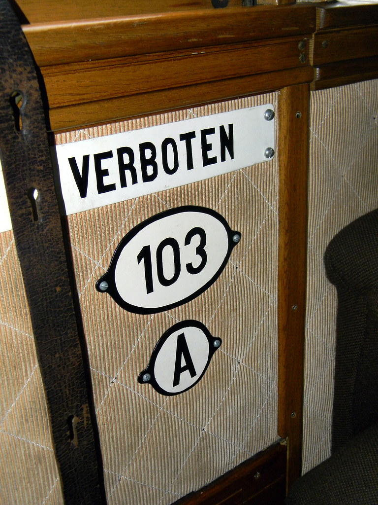 Verboten Sign Steam Train Minden Germany 21st December 201. Foot Print Signs. Syncytial Virus Signs. Sinus Drainage Signs. Oklahoma Signs Of Stroke